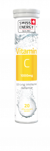 SWISS ENERGY Vitamin C 1000mg