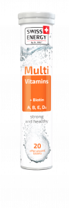 SWISS ENERGY Multi Vitamins + Biotin